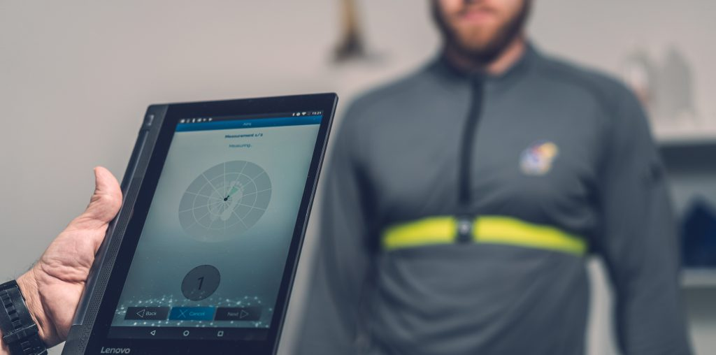 Ainone performance test can be used to monitor the effect of concussion on human performance