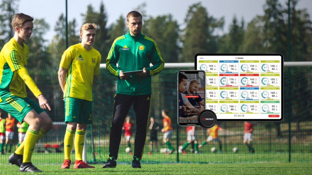 Fristbeat Sports training load analysis