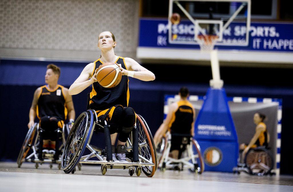 Measuring wheelchair sports
